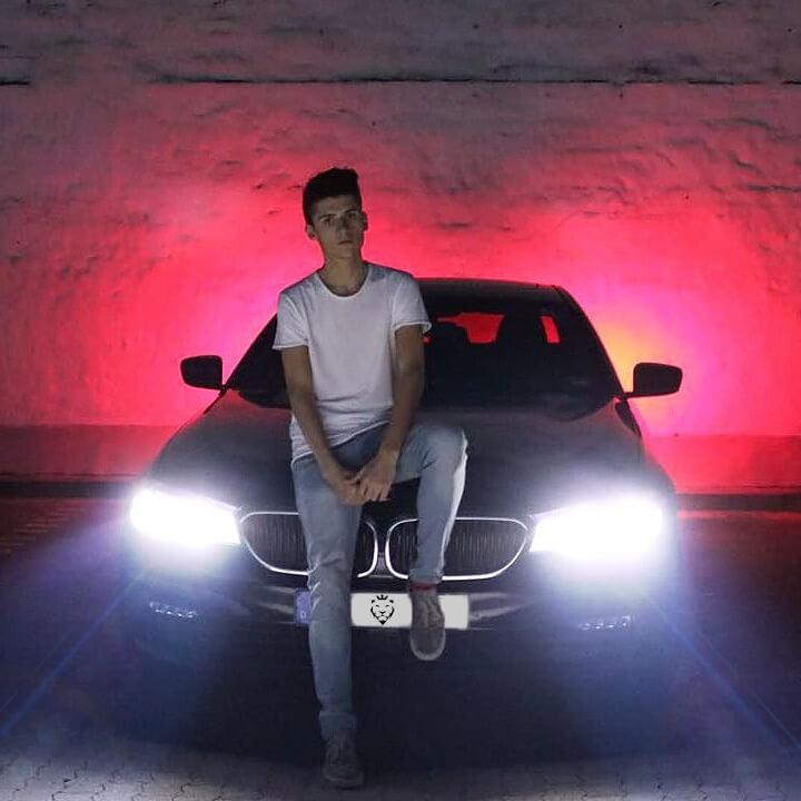 Josh Geringer Auto bmw